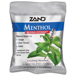 Zand Herbal Menthol Herbalozenge® 15 lozenges Z0021