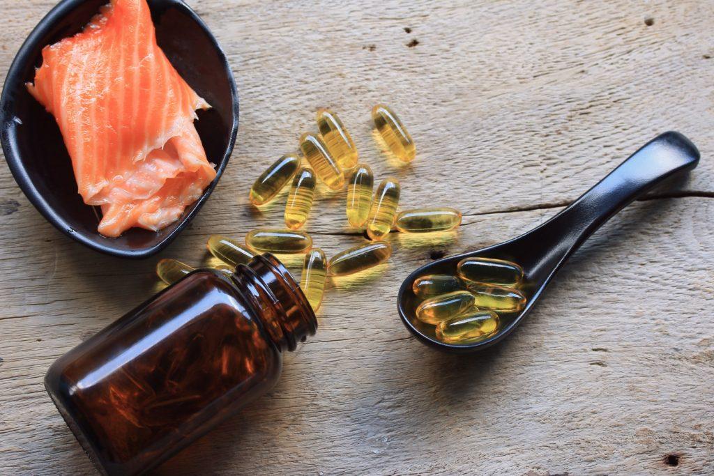 essential fatty acids, fish oil, salmon