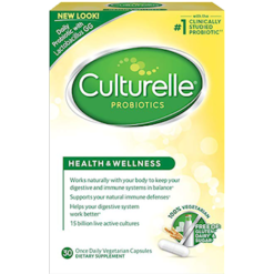iHealth Culturelle with Lactobacillus GG 30 vegetarian capsules LACT6