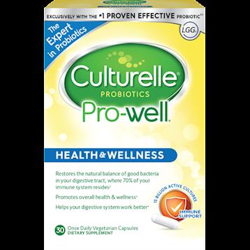 iHealth Health amp Wellness Probiotic 30 vegetarian capsules A63745