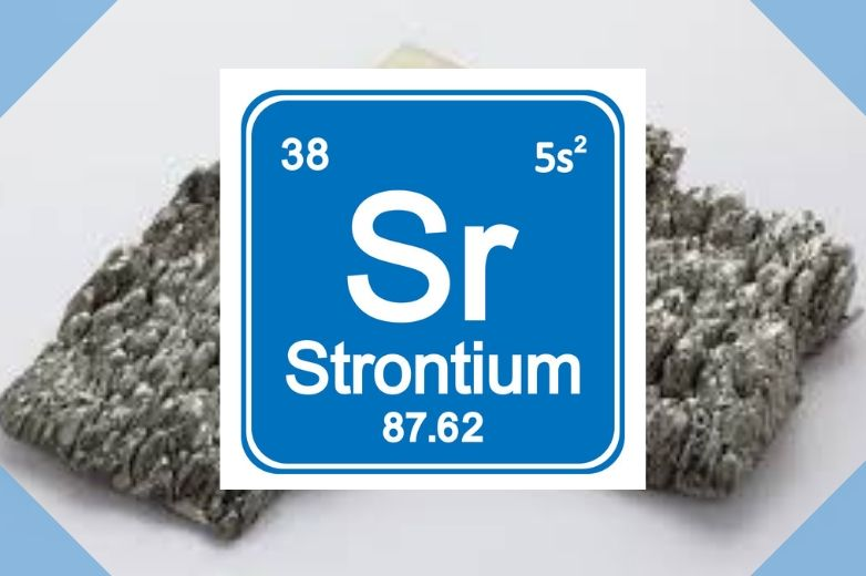 strontium element 1