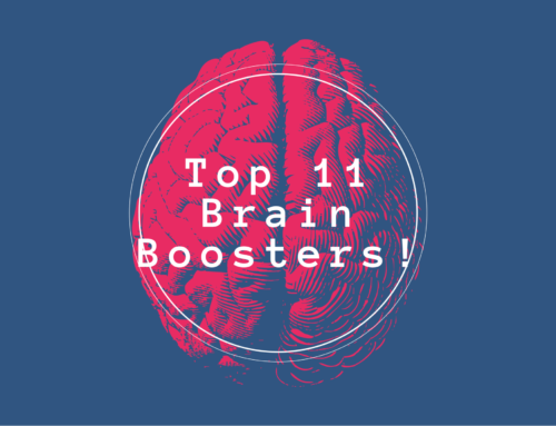 Top 11 Brain Boosters