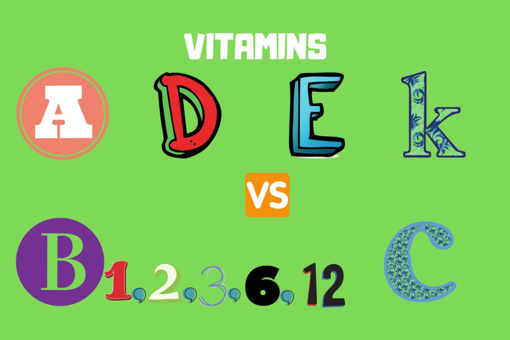 fat soluble vitamins adek
